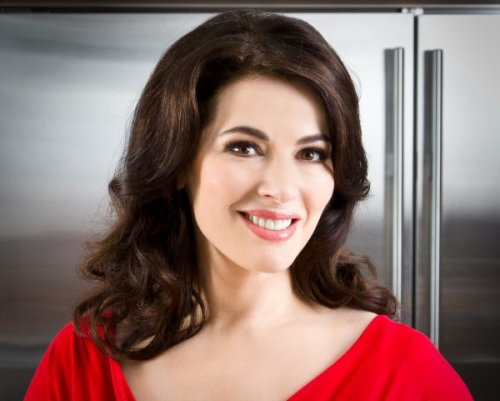 Culinary Star Nigella Lawson Shares Her Tomato and Horseradish Salad and Other Insights