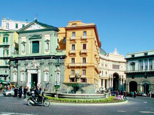 Naples Beckons - MONTECRISTO