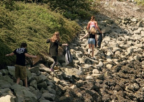 The Great Canadian Shoreline Cleanup