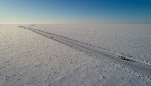 Northern Canada's Ice Road