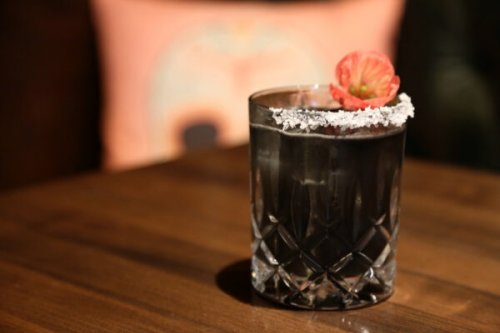 Make a Día de los Muertos Black Margarita From Vancouver's New Mexican Restaurant