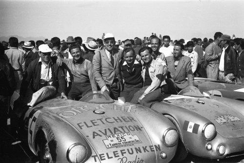 La Carrera Panamericana Photos