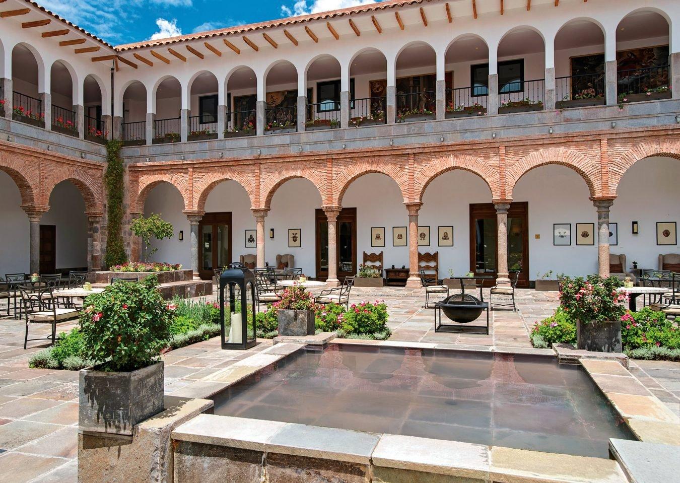 A Revitalized 16th-Century Peruvian Convent