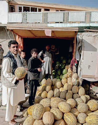 The Kabul Markets, Afghanistan - MONTECRISTO