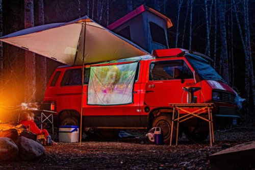 A B.C. Company is Transforming Retro VW Vans Into Luxury Campers