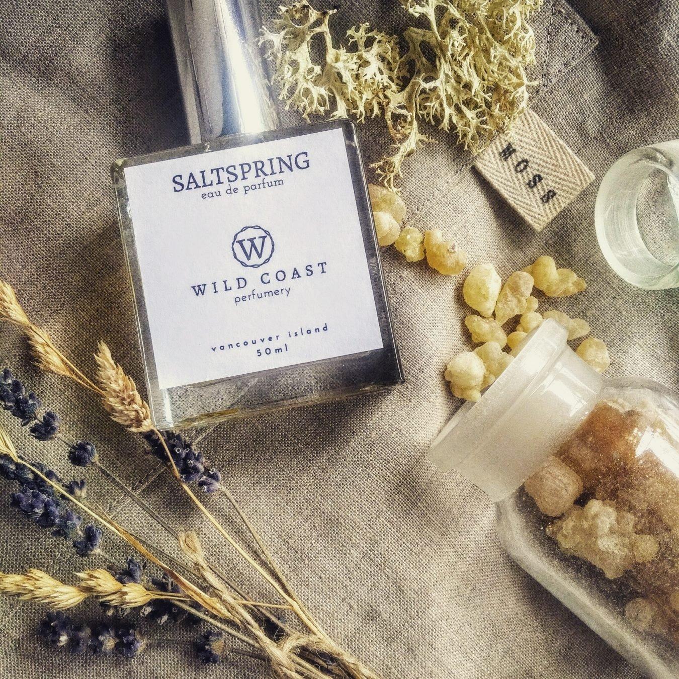 Wild Coast Perfumery Creates B.C. Scents