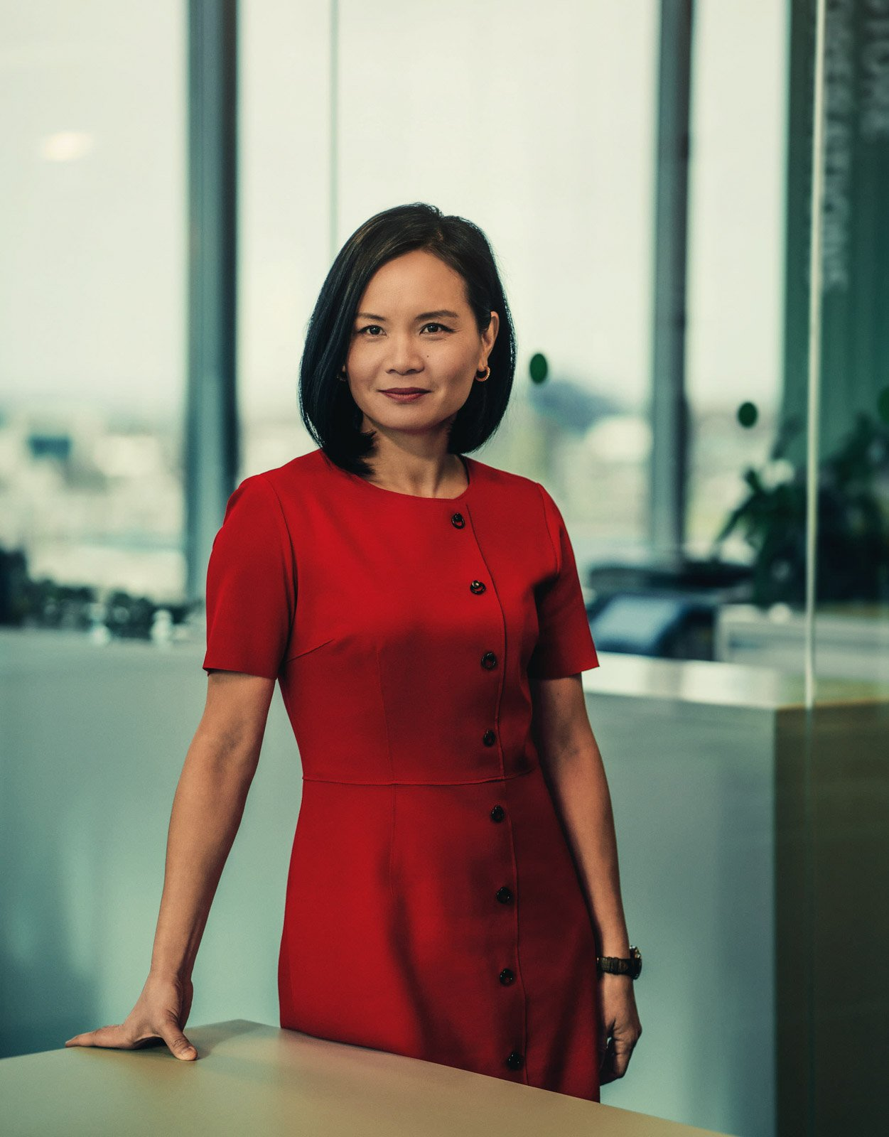How T&T CEO Tina Lee Gambled on Taking COVID Seriously