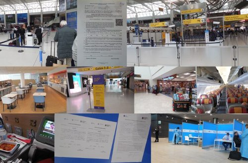 New York-Roma con un volo COVID-free: il rapporto   Moondo