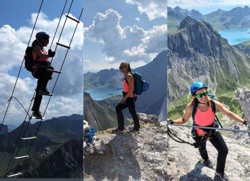 Klettersteig Tipps für Anfänger - alles was ihr wissen müsst! - Moosbrugger Climbing