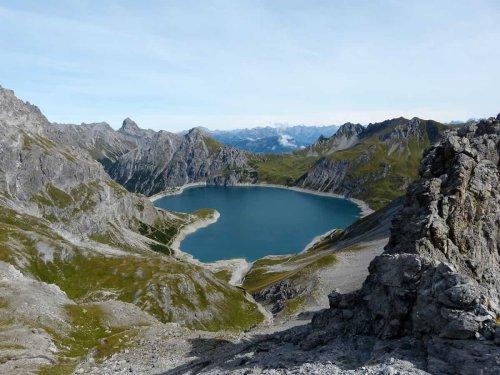 Die Schesaplana - der höchste Gipfel im Rätikon - Moosbrugger Climbing