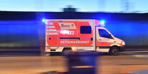 Schwer verletzt: Rapper wollen Video drehen und landen auf Intensivstation