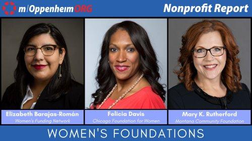 Foundations Serving Women | Nonprofit Report