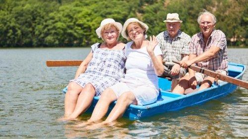 Rente: Wenn Sie so viel verdienen, leben Sie im Alter gut