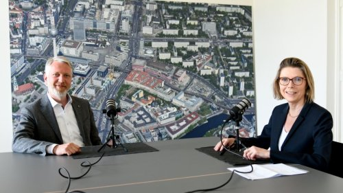 Richter und Denker: Senator Sebastian Scheel