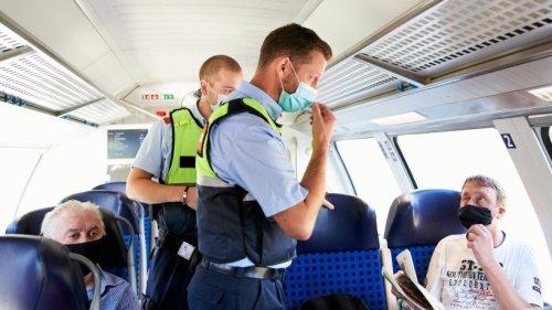 Corona: 230.000 Maskenpflicht-Verstöße in Zügen ++ RKI meldet Zahlen und Inzidenz