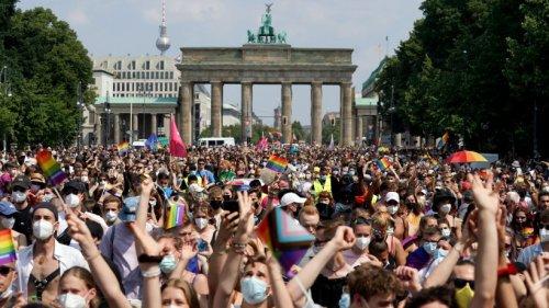 Christopher Street Day (CSD) Berlin 2021: Fotos, Route, Strecke, alle Infos