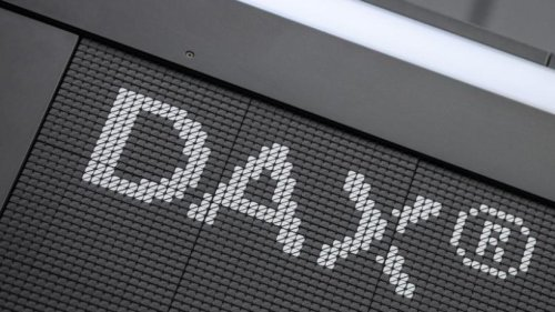 Dax beschleunigt vor EZB-Sitzung Erholung