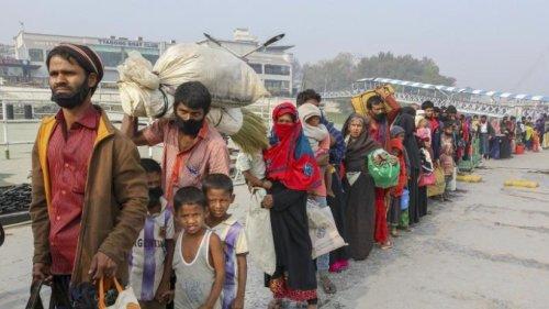 Sieben Rohingya in Flüchtlingslager erschossen