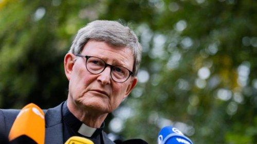 Kardinal Woelki geht in Auszeit - Weihbischof übernimmt