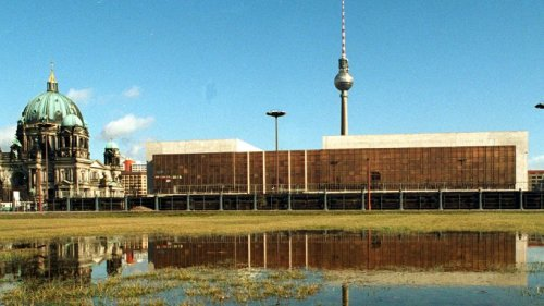 Palast der Republik öffnete vor 45 Jahren