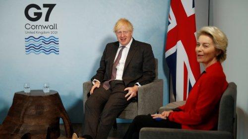 Brexit: Wurstkrieg mit EU – Johnson droht auf G7-Gipfel mit Eskalation