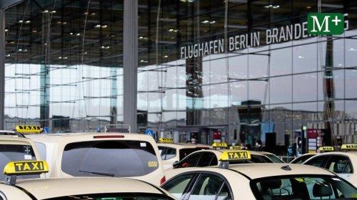BER: Taxi-Streit am Airport - Berlin macht neuen Vorschlag