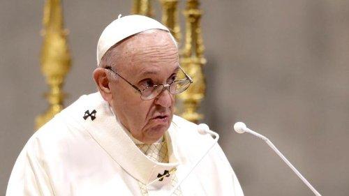"""Papst: Kindesmissbrauch ist """"psychologischer Mord"""""""