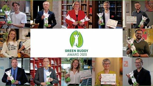 Das sind die Sieger des Green Buddy Awards 2020