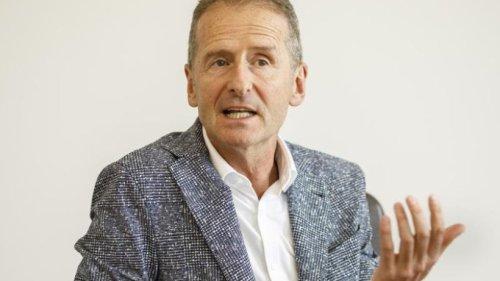 VW-Chef Diess sagt USA-Reise ab und bleibt in Wolfsburg