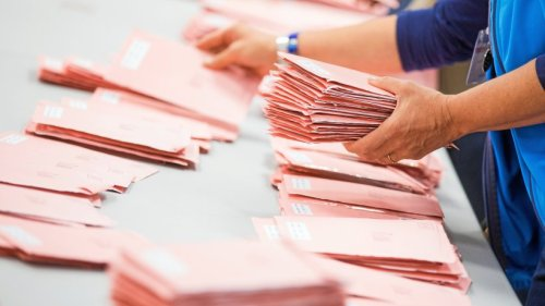 Ein Drittel der Berliner wählt per Brief