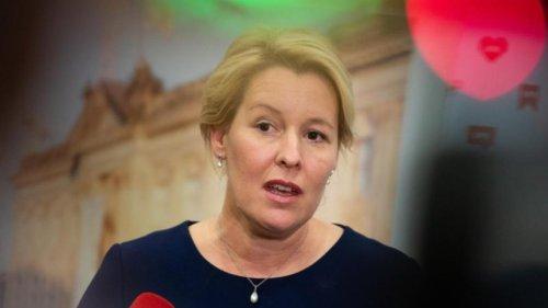 Giffey will mit Sondierungsgesprächen schnell vorwärtskommen