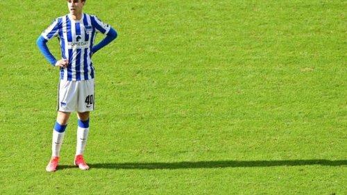 Hertha gibt Junioren-Spieler Michelbrink einen Profivertrag