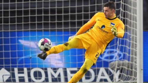 """Hertha mit """"Wut"""", Jarstein aus Klinik: Rivale in Quarantäne"""