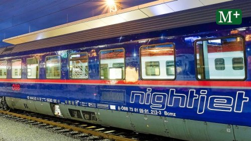 Deutsche Bahn-Rivale: So fühlt sich eine Fahrt im ÖBB-Nightjet an