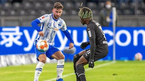 Richter schießt Hertha BSC zum Sieg gegen Gladbach