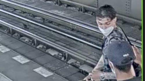 Berlin-Kreuzberg: Smartphone gestohlen – Tatverdächtiger mit Bildern gesucht