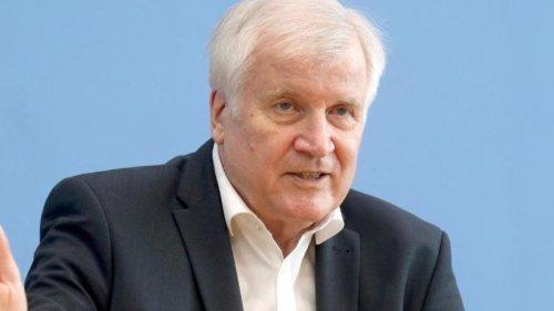 Seehofer macht Kabinett Vorschläge zu Migration über Belarus