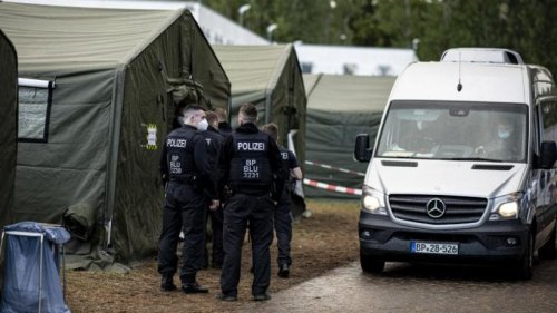 Schon mehr als 4200 Belarus-Migranten im Oktober