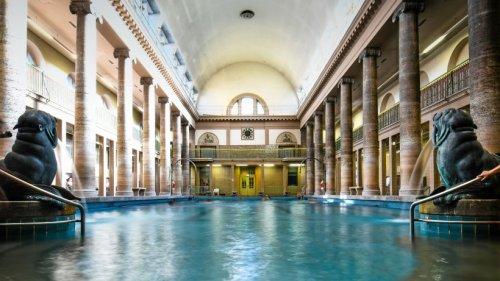Stadtbad Neukölln: Sauna öffnet wieder