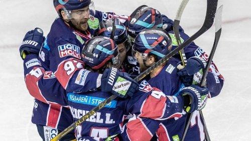"""""""Megageil"""": Eisbären feiern 100. Eishockey-Jubiläumstitel"""