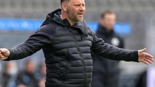 Drei Punkte als Hertha-Mutmacher gegen Abstieg