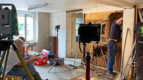 Unwetter in NRW: Flut spült Nazi-Schatz in Hagen frei