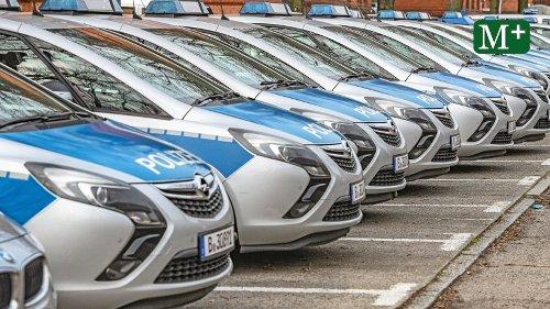 Polizei erteilt Elektromobilität eine Absage
