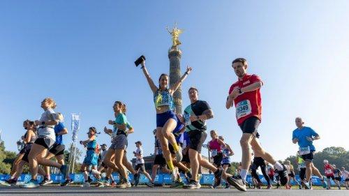 Berlin Marathon live: Sperrungen, Strecke, Corona - alle News und Infos