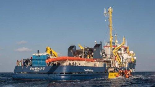 Berliner Seenotretter Sea-Watch wieder im Einsatz