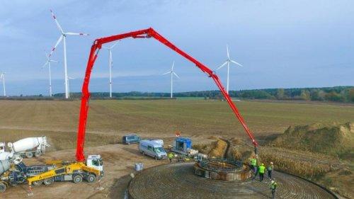 """""""Zugpferd"""" der Energiewende: Windräder für den Klimaschutz"""