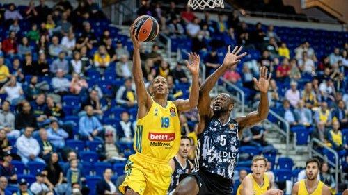 EuroLeague: Olympiakos Piräus gegen Alba Berlin live im TV