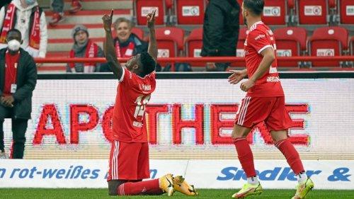 Bundesliga: 1. FC Union Berlin gegen Bayern München live im TV