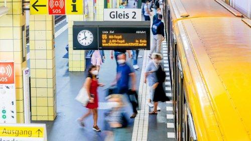 Berlin: S-Bahn, U-Bahn, Tram und Bus - Flexibleres Ticket kommt 2022