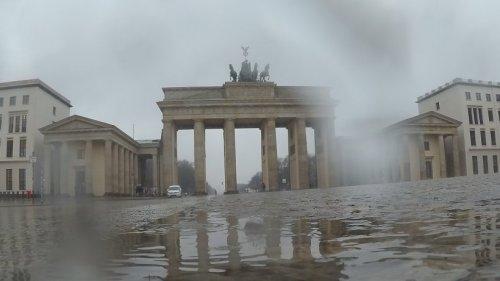 Wetter in Berlin: Sturm am Donnerstag - Lebensgefahr in Parks und Grünanlagen